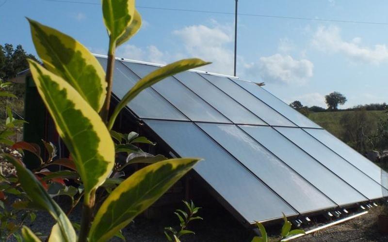 Impianto fotovoltaico - SAIT Climatizzazione