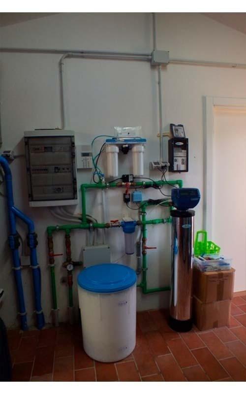 Trattamento acque SAIT Climatizzazione