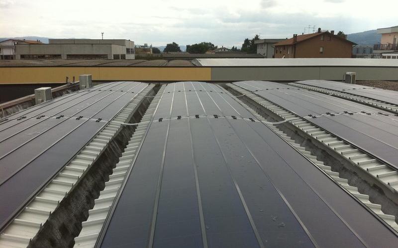 Pannelli fotovoltaici -  SAIT Perugia