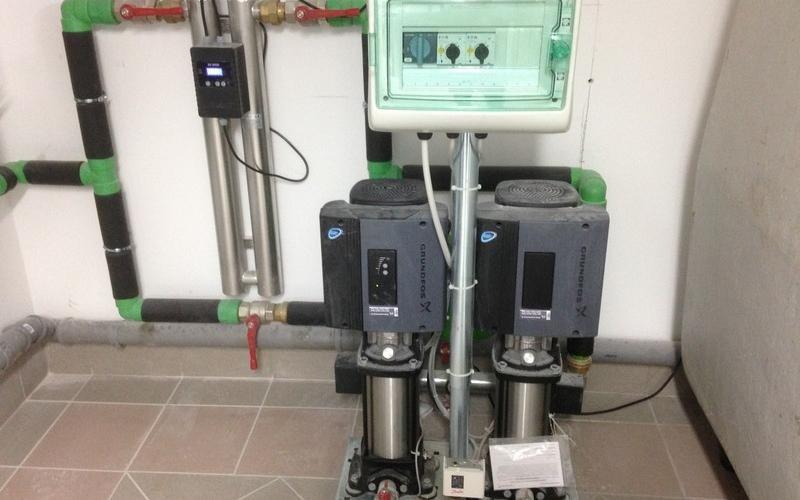 Trattamento acqua SAIT Perugia