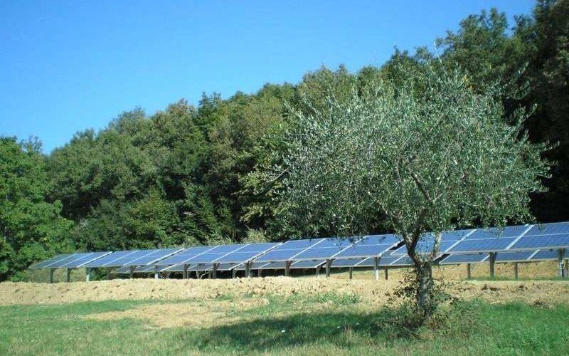 Impianto fotovoltaico - SAIT Perugia