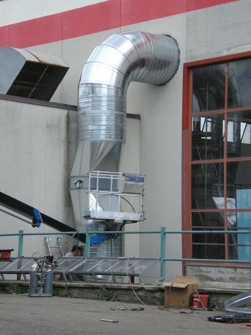 Impianto climatizzazione SAIT Perugia