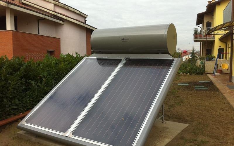 Solare termico SAIT