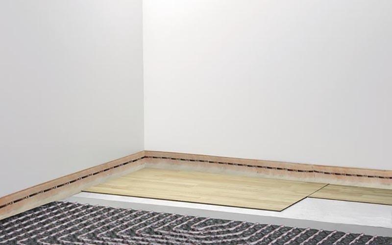 Installazione riscaldamento a pavimento - SAIT - Perugia