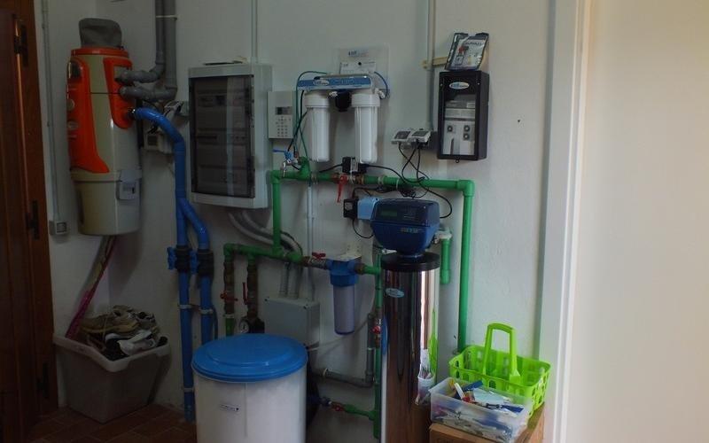 Depurazione acqua SAIT Perugia