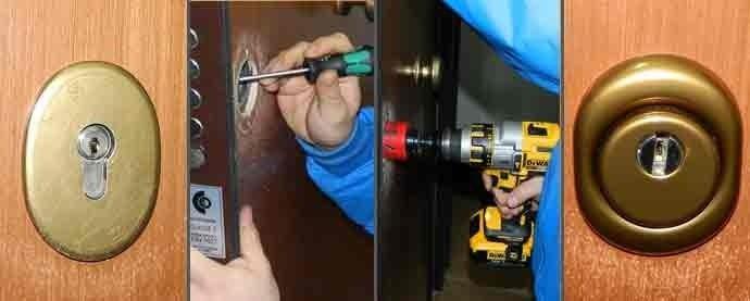 Sostituzione serrature porte blindate firenze