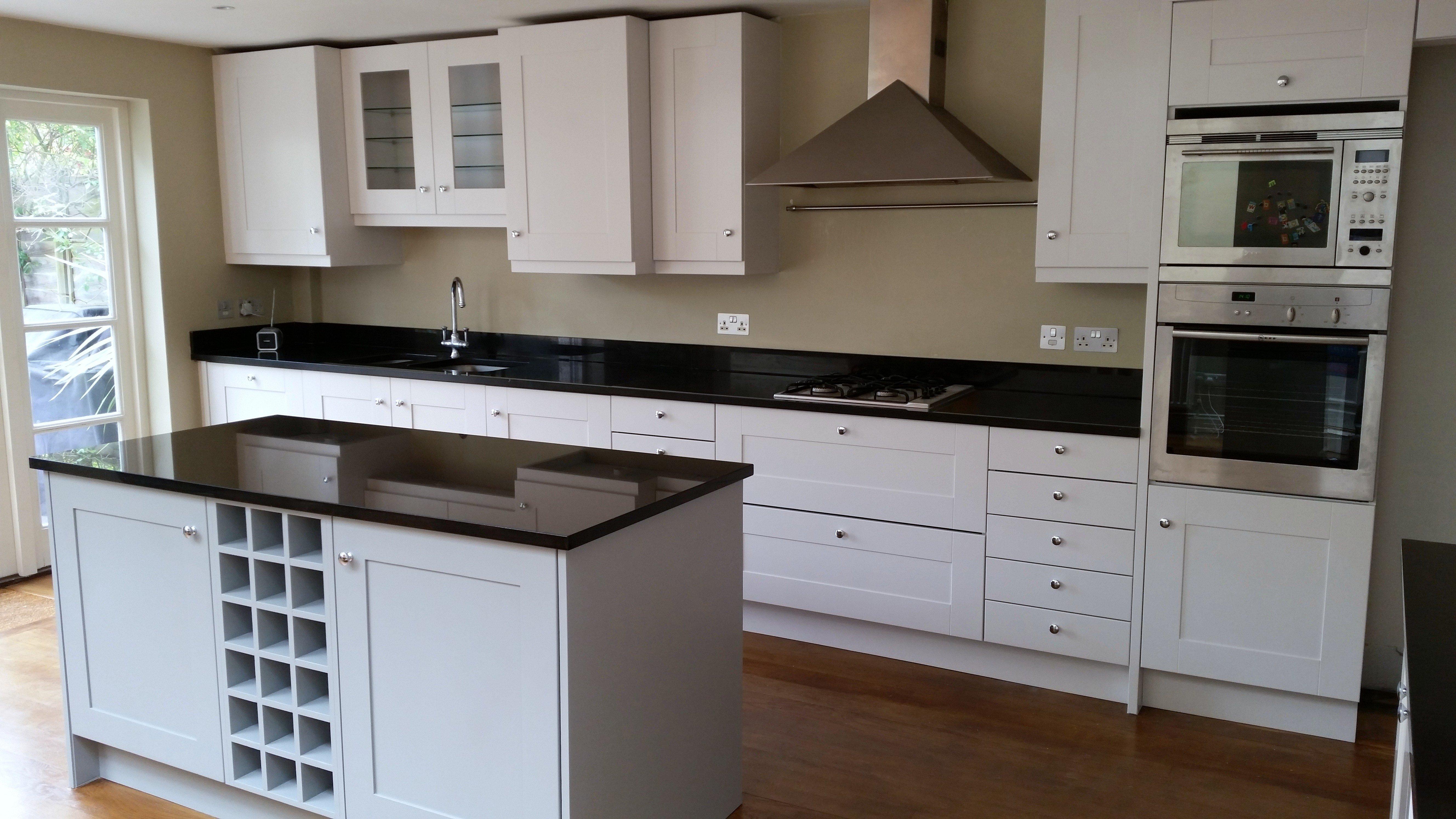 attractive kitchen storage
