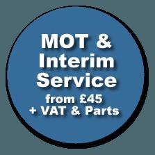 MOT & Interim Service