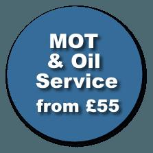 MOT & Oil service