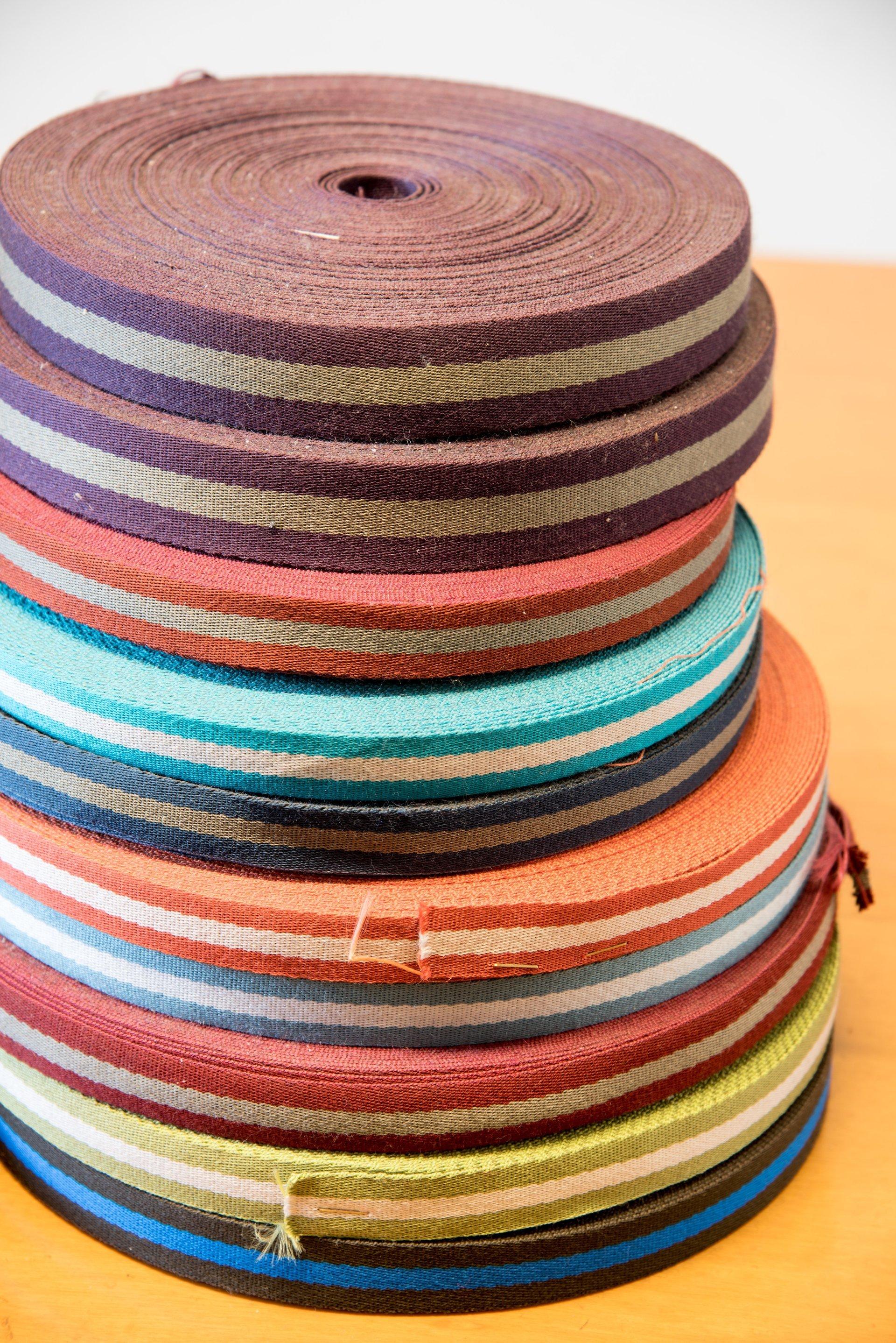 nastri di vario tipo e di diversi colori