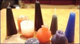 produzione industriale candele