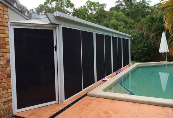 Hire Our Security Screen Doors On The Gold Coast