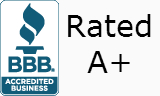 Rated A+ with Better business bureau of Hawaii