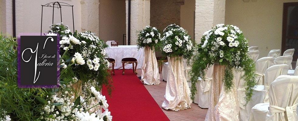 Adobbi fiori per chiesa