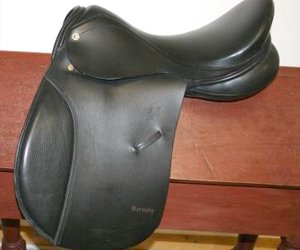 Barnsby saddle