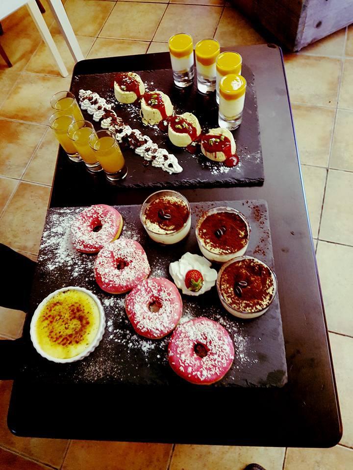 Diversi tipi di dolci a Ferrera Erbognone