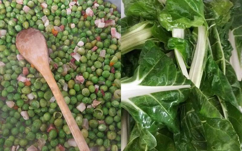 verdure novelle