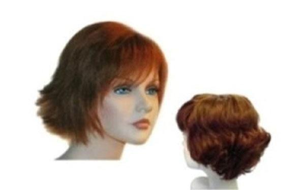 Parrucca a capello vero - Luisa