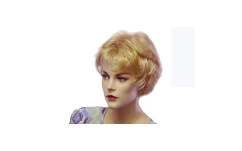 parrucca biondo