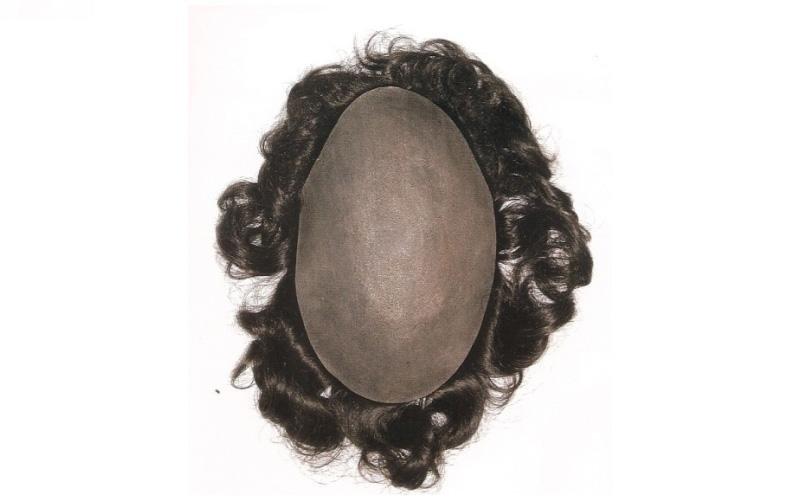 parrucca capelli ricci