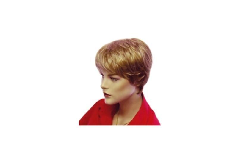parrucca capelli biondi
