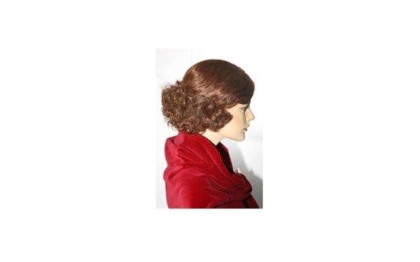 parrucca per attrice