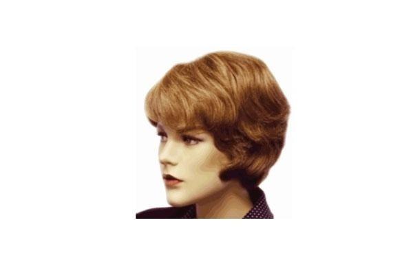 Parrucca a capello vero - giulia