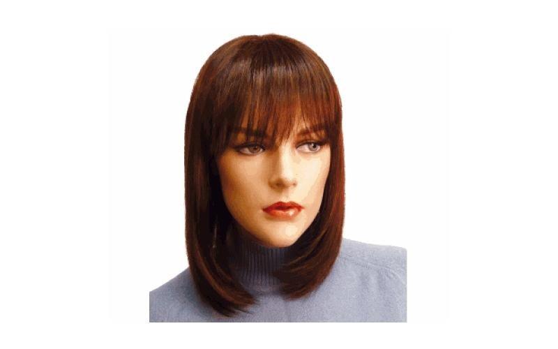 parrucca capelli veri