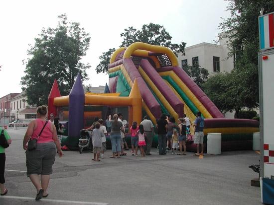 Festival Rides Austin, TX