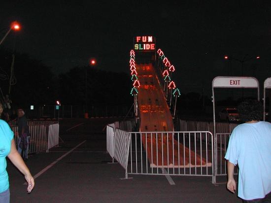 Festival Rides San Antonio, TX
