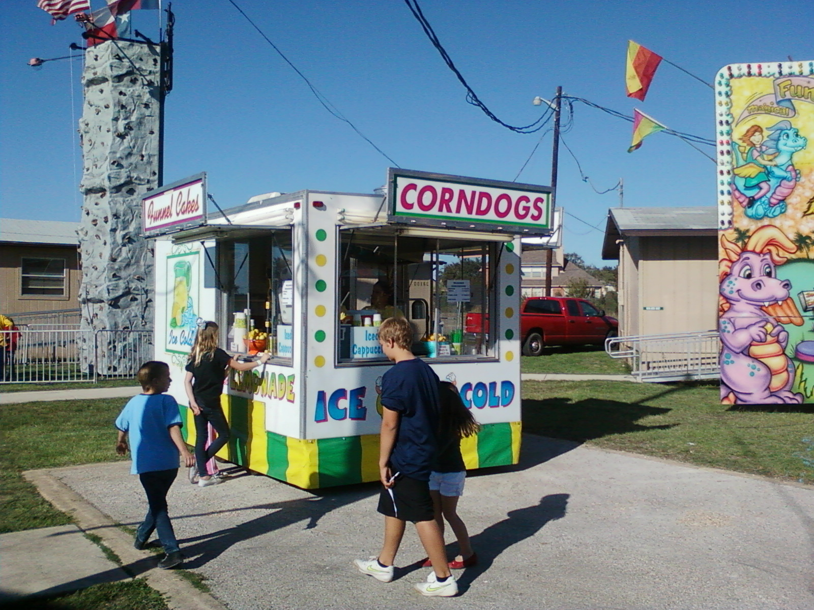 Rent Carnival Rides Austin, TX