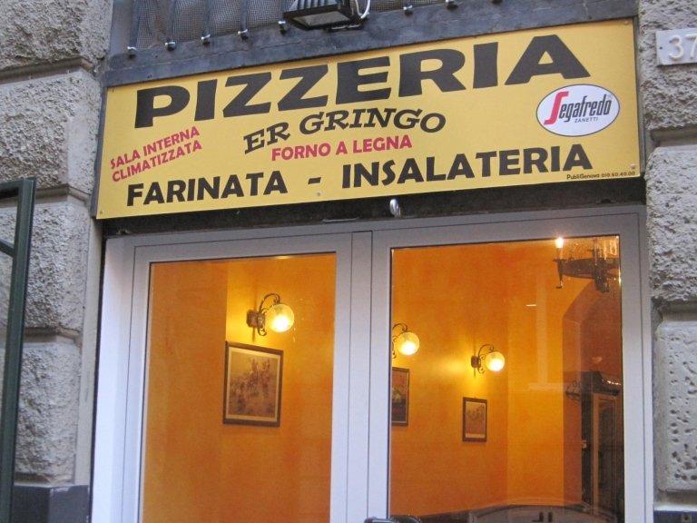 Pizzeria Er Gringo Genova