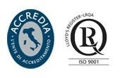 CONFORME ALLE NORME UNI EN ISO 9001