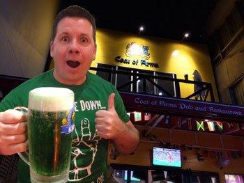 Big Green Beer