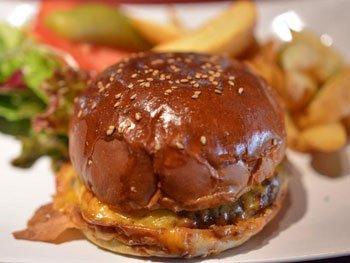 Best Cheeseburger in Nagoya