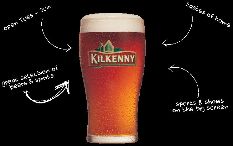 Kilkenny Beer in Japan