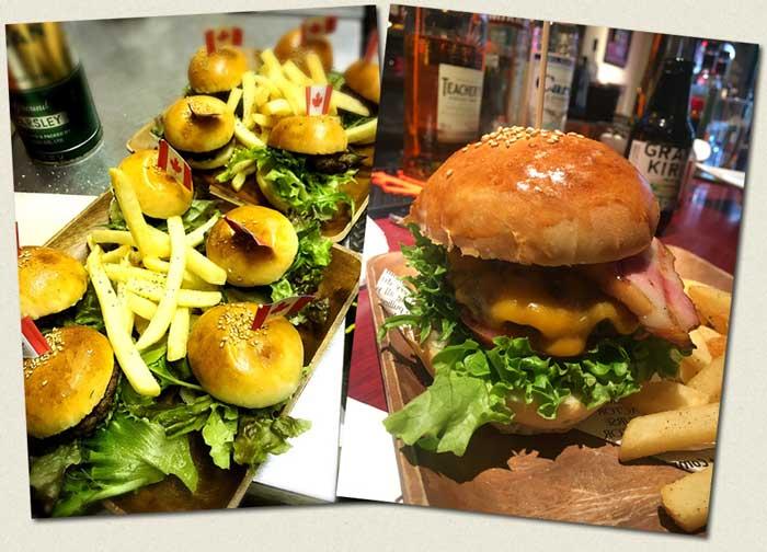 Nagoya's newest burger
