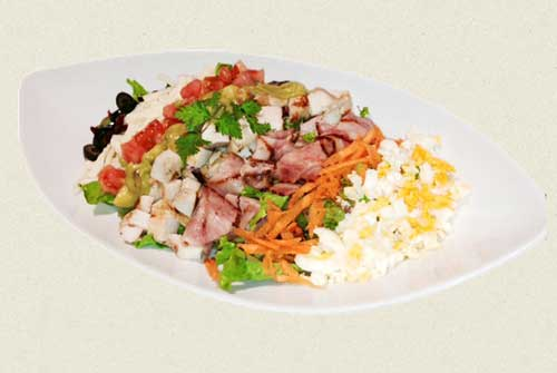 Cobb Salad in Nagoya