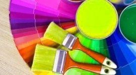 vendita colori, tinte per muri, articoli per imbianchini