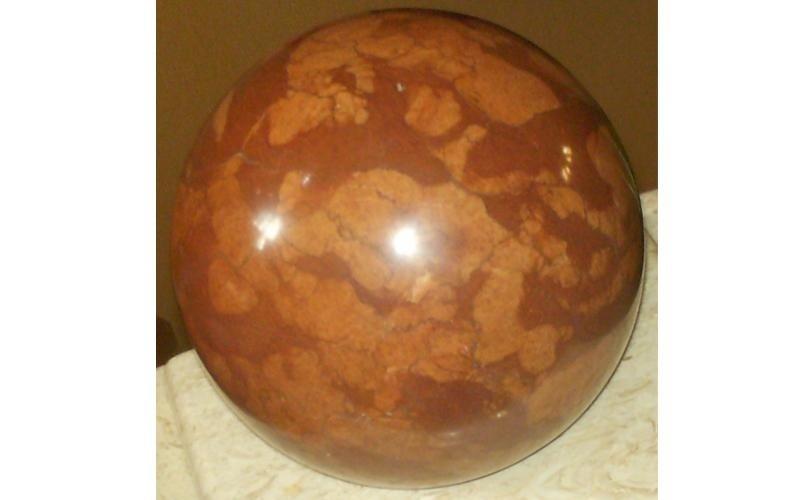 sfera rosso sicilia enna