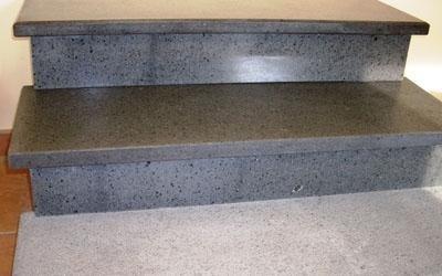 scala pietra lavica enna