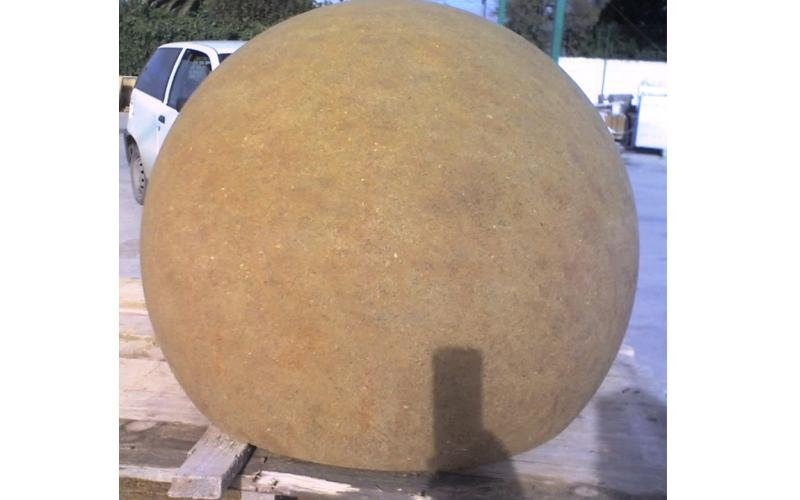 sfere in pietra enna