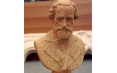busto in pietra enna