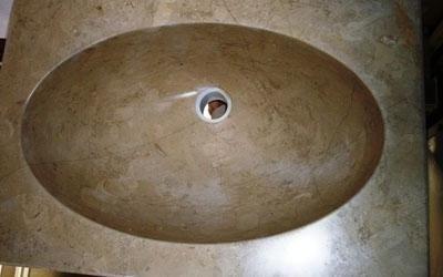 lavabo rettangolare interno ovale enna
