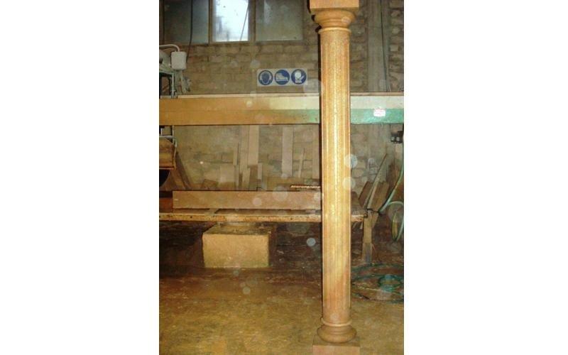 colonna scanalata enna