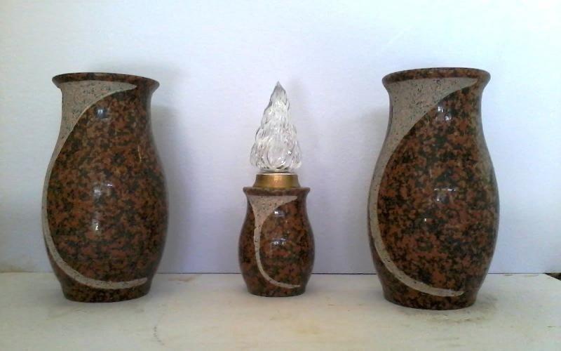 vasi e porta lampada enna