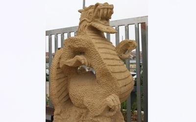 realizzazione statue in pietra enna