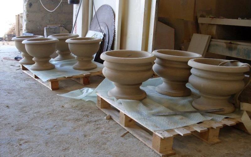 modelli di vasi enna