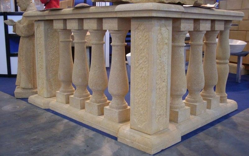 colonne in marmo enna