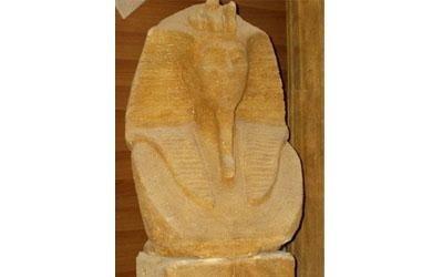 statua egiziana enna
